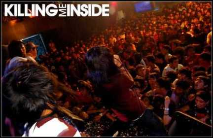 Cover, Poster Foto Killing Me Inside terabru