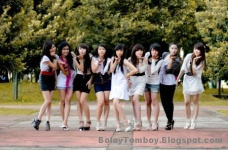 Cherry Belle, Girls Band Indonesia Mirip SNSD ...!!!