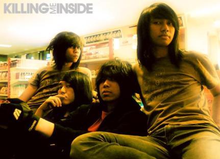 Cover, Poster, Foto Killing Me Inside terbaru saat konser, update Foto Killing Me Inside